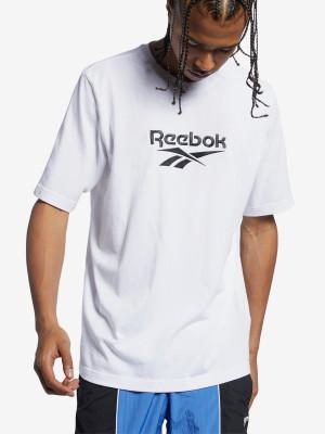 Tričko Reebok Classic Cl Premium Vector Tee Bílá