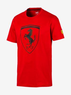 Tričko Puma Sf Big Shield Tee Barevná