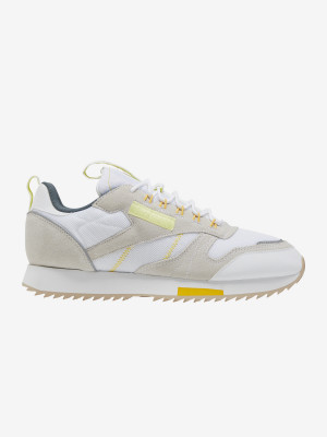 Boty Reebok Classic Cl Leather Ripple Trail Bílá