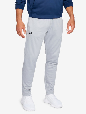 Tepláky Under Armour Armour Fleece Pant Šedá
