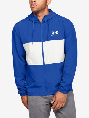 Bunda Under Armour Sportstyle Wind Jacket Modrá