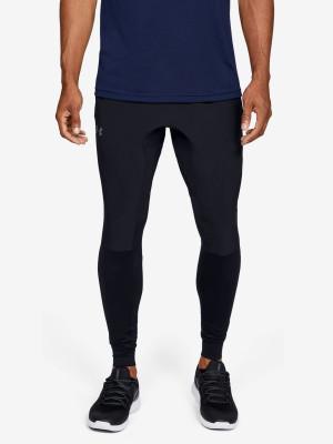Tepláky Under Armour Hybrid Pants Černá