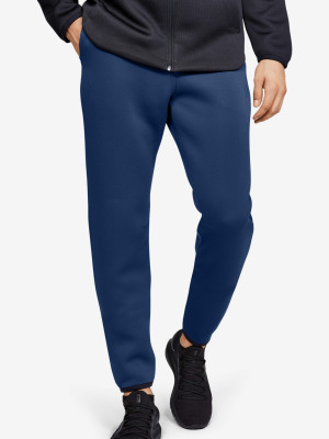 Tepláky Under Armour Move Pants Modrá