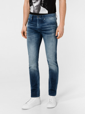 Geezer Jeans Antony Morato Modrá
