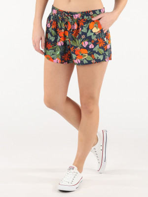 Kraťasy Vans Wm Avalon Ii Short Multi Tropic Barevná