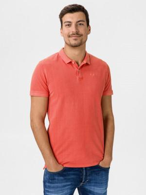 Vincent Polo triko Pepe Jeans Červená