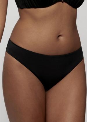 Plavkové kalhotky Dorina D01273M L Černá