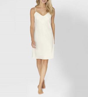 Noční košilka Bridal NDW - Triumph hedvábně bílá (00GZ) 042