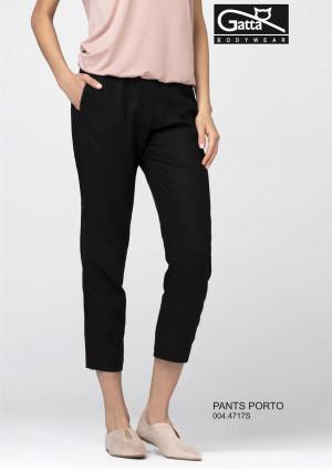 Dámské kalhoty Gatta 44717 Pants Porto černá