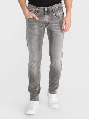 Anbass Jeans Replay Šedá