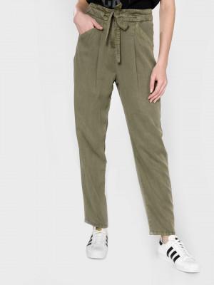 Breeze Kalhoty Vero Moda Zelená