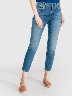 Violet Jeans Pepe Jeans Modrá
