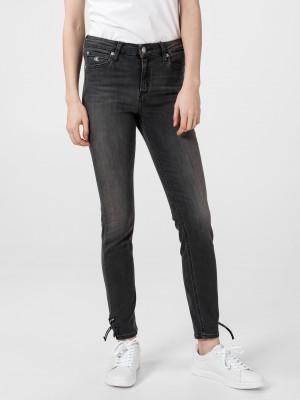 Jeans Calvin Klein Černá