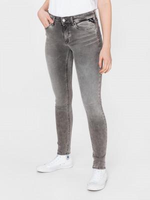 New Luz Jeans Replay Šedá