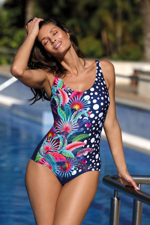 Jednodílné plavky  model 141178 Marko