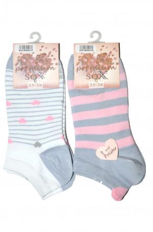 Dámské ponožky WiK 36482 Premium Sox béžová 35-38