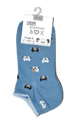 Dámské ponožky WiK 36452 Premium Sox bílá 35-38