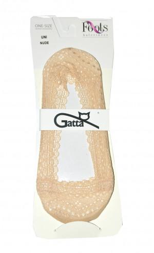 Dámské ponožky baleríny Gatta Foots 000260 19A tělová univerzální