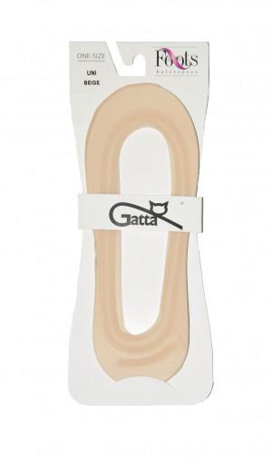 Dámské ponožky baleríny Gatta Foots 000260 21 tělová univerzální