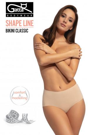 Dámské kalhotky Gatta Shape Line 41610S Bikini Classic černá