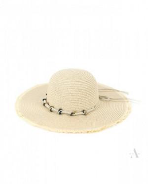Art 19224 Jastarnia dámský klobouk 56-57 light beige