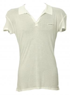 Pánské tričko 9S449 - Emporio Armani bílá