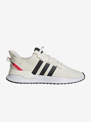 Boty adidas Originals U_Path Run Bílá