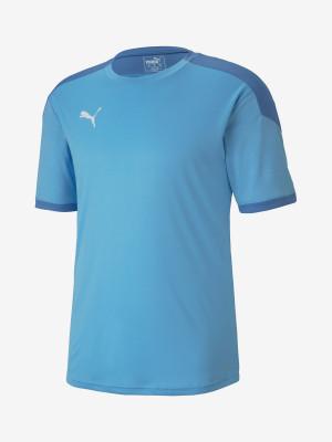 Tričko Puma Teamfinal 21 Training Jersey Modrá