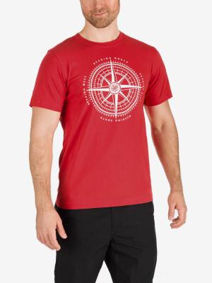 Tričko SAM 73 MTSR488475SM Červená