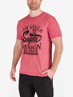 Tričko SAM 73 MT 761 Růžová