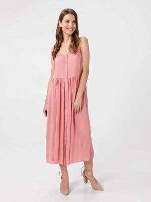 Morning Šaty Vero Moda Béžová