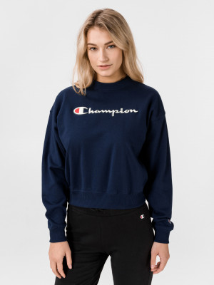 Mikina Champion Modrá
