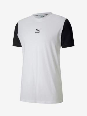 Tričko Puma Tfs Tee Bílá