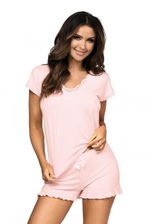 Pyžamo AGNES růžová