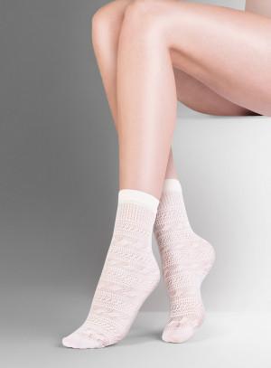 Dámské ponožky SOL kouřová uni velikost
