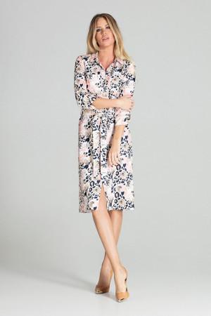 Denní šaty model 141736 Figl