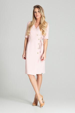 Denní šaty model 141743 Figl
