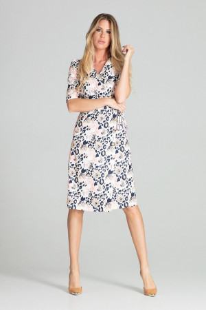 Denní šaty model 141745 Figl