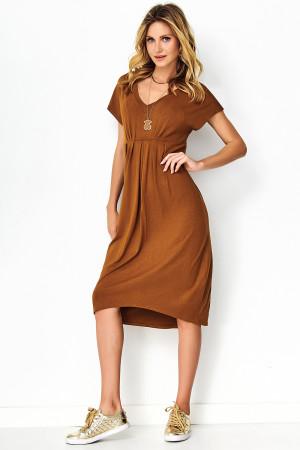 Denní šaty model 141851 Makadamia