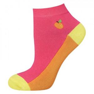 Ponožky  SOXO GOOD STUFF - Pomeranč