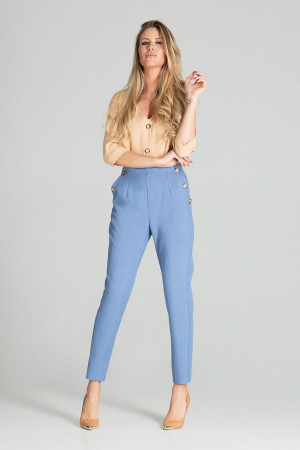 Dlouhé kalhoty  model 141763 Figl
