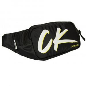 Ledvinka K90KU00001-BEH černá - Calvin Klein černá one size