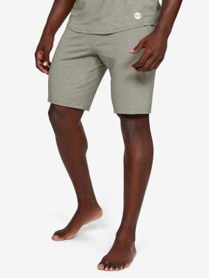 Kraťasy Under Armour Recover Sleepwear Shorts Zelená