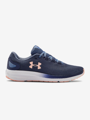 Boty Under Armour W Charged Pursuit 2 Modrá