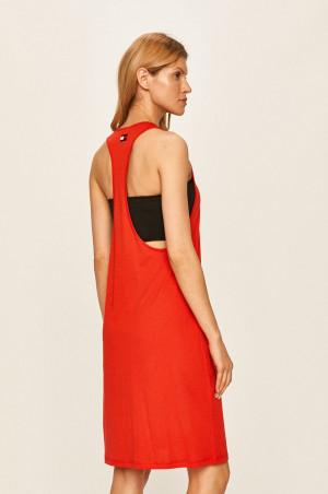 Plážové šaty UW0UW02150-XL7 červená - Tommy Hilfiger červená