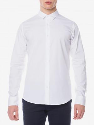 Košile Calvin Klein Bílá