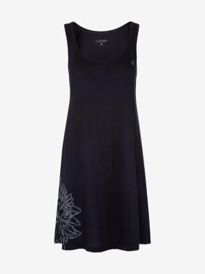 Šaty Loap Astris Modrá
