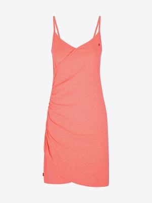 Šaty Loap Adrea Oranžová