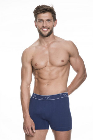 Pánské boxerky Carbon dark blue