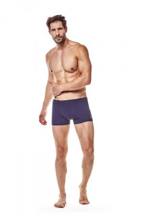 Pánské boxerky 22052 dark blue